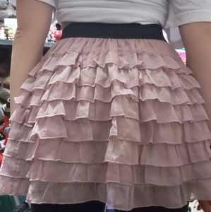 77kids Bottoms - 🌸 Kids 77 Ruffled Skirt